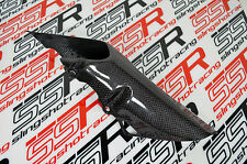 Ducati Multistrada MS 1000 1000DS 1000S DS Upper Chain Cover Guard Carbon Fiber