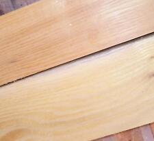 2 AD Bodark Osage Orange Knife Scales Turning Blanks Craft Wood Blocks