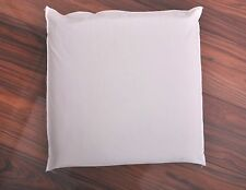 """Ultimate Memory Foam Cushion Pad Firm Support  Slight `Second 16x18"""" to 18 x 18"""""""