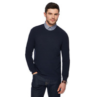 MEN`S NEW MARKS & SPENCER CREW NECK COTTON BLEND JUMPER AUTHENTIC SWEATER TOP