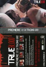 RITTENHOUSE TRUE BLOOD PREMIERE TRADING CARDS PROMO CARD #P5