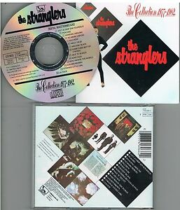 The Stranglers ‎– The Collection 1977 - 1982 CD Album 1988