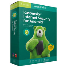 Kaspersky Mobile Security for Android 2020 - 1 Device | 1 Year Activation Code