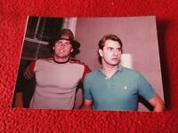 Vintage 18 Year Old + Gay Interest Chippendale Hot Semi Nude Male Photo     A676