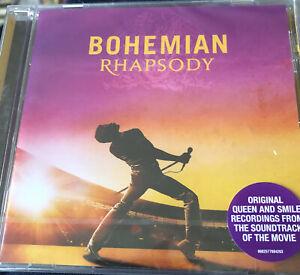 Queen Bohemian Rhapsody - The Original Soundtrack (CD) New Sealed Free Post U.K.