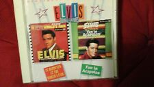 PRESLEY ELVIS - IT HAPPENED AT THE WORLD'S FAIR/ FUN IN ACAPULCO.  CD