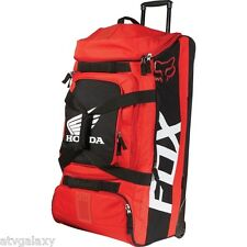 2016 Fox Racing Honda Shuttle MX Motocross Offroad ATV Gear Bag Red 15847-003-NS