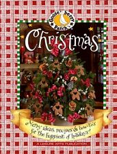 Gooseberry Patch Christmas: Merry Ideas, Recipes &
