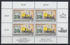 Österreich Austria 1998 ** Mi.2270 KB WIPA Postauto Mail Van Automobile [sr765]