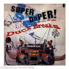 """THE TURNTABLIST - SUPER DUPER DUCK BREAKS 12"""" VINYL LP / DJ BABU, DJ Tool - NEW"""