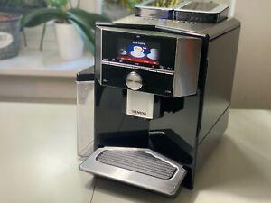 Siemens EQ.9 s700 Kaffeevollautomat mit 2 Mahlwerken - schwarz - TOP!