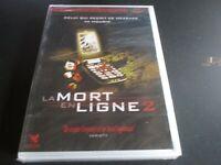 """DVD NEUF """"LA MORT EN LIGNE 2"""" film d'horreur Japonais de Renpei TSUKAMOTO"""