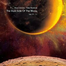 Klaus Schulze and Pete Namlook - The Dark Side Of The Moog – Vol. 9-11 [CD]