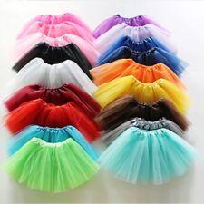 Womens   Kid Tutu Party Ballet Dance Wear Dress Skirt Princess Pettiskirt d516ebcdb848
