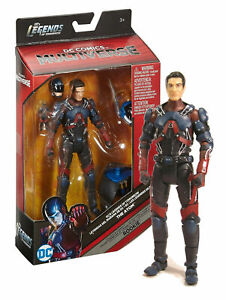 """DC Multiverse Legends Of Tomorrow The Atom 6"""" Figure with Rookie BAF New in Box"""