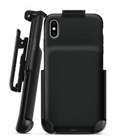 Belt Clip Holster for Apple Smart Battery Case, iPhone Xs Max, Case not Included