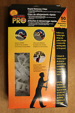 LIGHT CLIPS FOR CHRISTMAS LIGHTS NO LADDER PRO for GUTTERS, SHINGLES, EAVES
