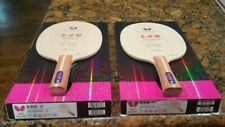 DISCONTINUED  BRAND NEW Table tennis blade Butterfly Joo Saehyuk