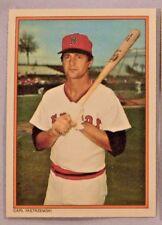 Carl Yastrzemski Red Sox 1985 Topps Circle K All Time Home Run Kings