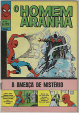 "Amazing Spider-Man #13 (Brazilian Edition) 1st. Mysterio!"" Stan Lee Auto Nice!"