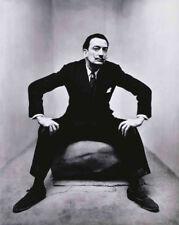 Salvador Dali UNSIGNED photograph - L1915 - In 1947