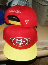 Colin Kaepernick personalized #7 SF 49ers 3 logo SnapBack Hat New Free Shipping!