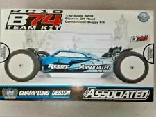 Team Associated RC10 B74 Team 1/10 4WD Off-Road Electric Buggy Kit 90026 New!!