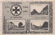 Feldpostkarte Lithographien
