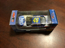 2002 Jimmie Johnson Power of Pride Lowes car 1:64 Action HO Club Car Rookie