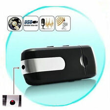 Mini Cam U8 Hidden Spy Security Camera Motion Detector Video Recorder USB Disk
