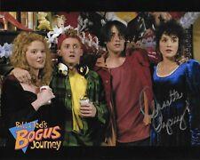 Annette Azcuy Bill & Ted's Bogus Journey Original Autogramm 8x10 #2