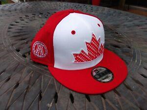 NWT Toronto Argonauts CFL Canada Day New Era Snapback