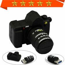 USB2.0 1MB-64GB Flash Drive Camera Shape Pendrive Memory Stick Storage Thumb lot