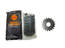 Royal Enfield Classic 500cc Model 102 Link Chain & 18T Front Sprocket