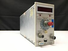 Tektronix DC 504 DC504 5-Digit 1Hz-80MHz Counter Timer Plug-In Module