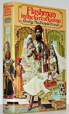 George MacDonald Fraser FLASHMAN IN THE GREAT GAME 1st Ed India NF Collectible