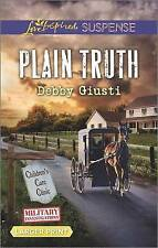 Plain Truth (Military Investigations)-ExLibrary