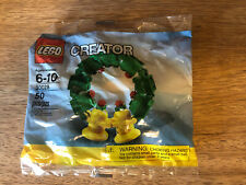 Lego Creator 30028 Christmas Wreath Brand New Sealed
