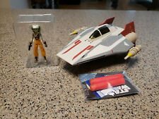 Star Wars - Rebels - HERA SYNDULLA'S A-WING FIGHTER - Loose - Hasbro - 2016