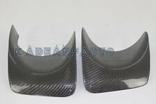 CARBON FIBER OE REAR BUMPER EXHAUST HEATSHIELD FOR  EVO EVOLUTION 10 X