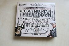 THE ESSENTIAL BLUEGRASS ALBUM: FOGGY MOUNTAIN BREAKDOWN (2CD ALBUM)