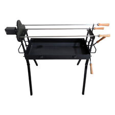 Flaming Coals Junior Cyprus Spit Roaster Rotisserie Charcoal BBQ Grill