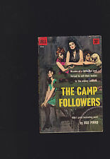 VINT PBO.DELL IST ED.THE CAMP FOLLOWERS.DELL#D258.GGA.MITCHELL HOOKS COVER