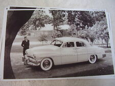 1951 MERCURY 4DR SPORT SEDAN   11 X 17  PHOTO  PICTURE
