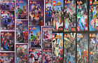 LEGO MARVEL DC SUPER HEROES MINIFIGURE COMICS CHOOSE YOUR OWN! LOT 1