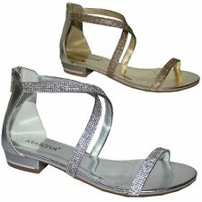 Argyle, Diamond Synthetic Flats for Women