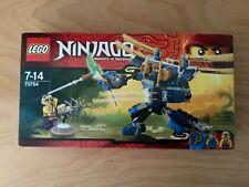 LEGO 70754 Ninjago Electromech Retired & Rare Brand New in sealed box £0.99 NR