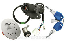 Ignition Switch Fuel Cap Lock Set Kit Motorhispania RX50 RX125 RX 50 125 MH7 KN1