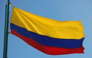 Giant Flag Of Colombia Columbia Bandera de Colombia