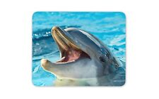 Dolphin Aquatic Mouse Mat Pad - Sea Marine Oceanic Animal Gift Computer #14260